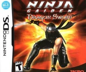 Ninja Gaiden Dragon Sword NDS US