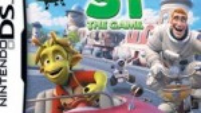 Planet 51 DS US Action Replay Codes