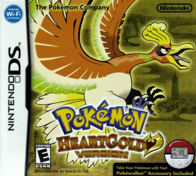pokemon heart gold cheats for ds