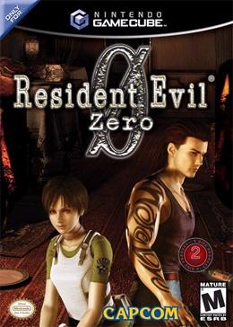 RESIDENT EVIL zero nintendo