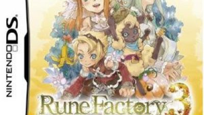 Rune Factory 3 DS JP Action Replay Codes