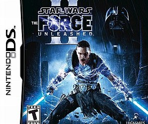 Star Wars: The Force Unleashed II DS EU