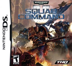 Warhammer 40000 Squad Command DS US Action Replay Codes
