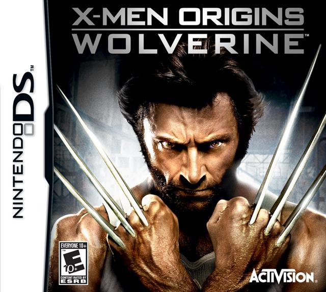 X-Men Origins:Wolverine DS US Action Replay Codes | Nintendo