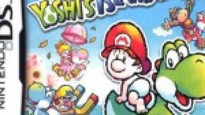 Yoshi's Island DS v1.1 US Action Replay Codes
