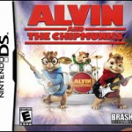 Alvin and the Chipmunks DS US Action Replay Codes