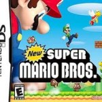 Nintendo DS New Super Mario Bros (EU) Action Replay Codes