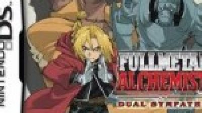 Full Metal Alchemest: Dual Sympathy DS US Action Replay Codes