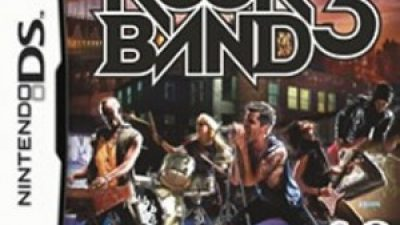 Rock Band 3 DS US Action Replay Codes