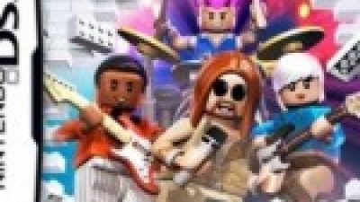 Lego Rock Band DS US Action Replay Codes