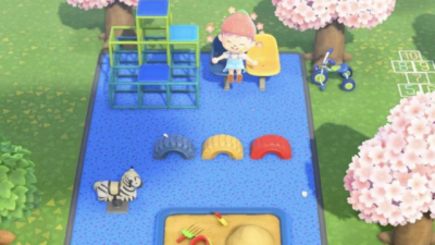 ACNL QR Codes <p>im trying to find wallpapers that would go well with arcade flooring, the theme is reall childish, lots of toys and bigs nad a racecar bed! different floors would also be okay </p>