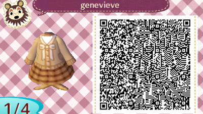 ACNH QR Despite me being terribly sick while making this itactually turned out pretty cute hope you like it, enjoy!