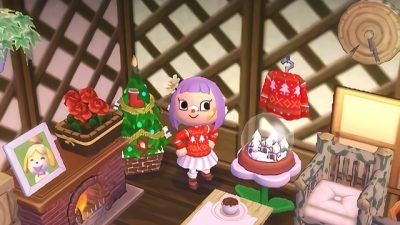 ACNH QR A lot more holiday outfits to come. Enjoy!