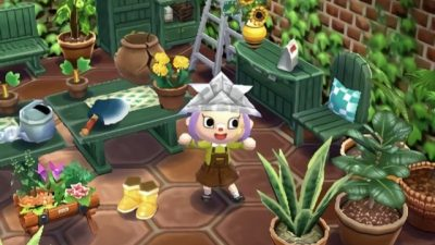 ACNH QR Just some simple brown overalls I thought came out pretty cute. Enjoy! 😊