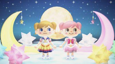 ACNH QR Codes Bidoof Crossing – qr-closet: sailor moon dresses 🌙