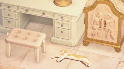 ACNH QR Codes qr-closet:pet cat ✨