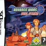 Advance Wars Dual Strike Nintendo DS