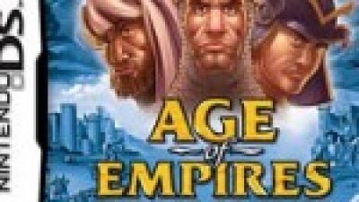 Age of Empires:The Age of Kings DS US Action Replay Codes