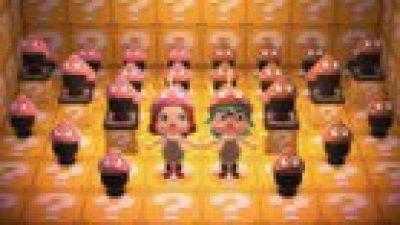 Animal Crossing: Goomba and Goombette Caps!