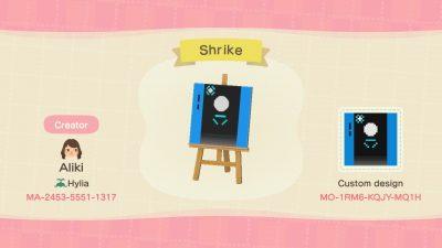 Animal Crossing: Shrike Ana (Overwatch) phone case!