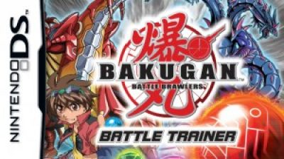Bakugan Battle Trainer DS US Action Replay Codes