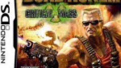 Duke Nukem: Critical Mass DS Us Action Replay Codes