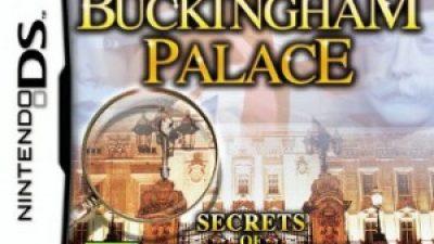 Hidden Mysteries: Buckingham Palace DS EU Action Replay Codes