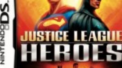 Justice League Heroes DS US Action Replay Codes