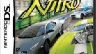 Need For Speed: Nitro DS US Action Replay Codes