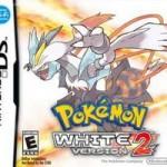 Pokemon White version 2 action replay codes
