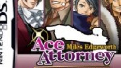 Ace Attorney Investigations Miles Edgeworth DS US Action Replay Codes